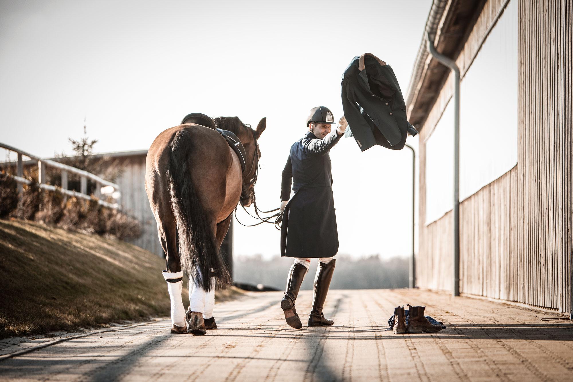 Warum selbständige Pferdewirte dringend eine Berufsunfähigkeitsabsicherung brauchen?