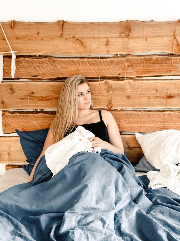 Das Wochenbett - wie du jetzt schon deinen Körper in der Rückbildung unterstützt