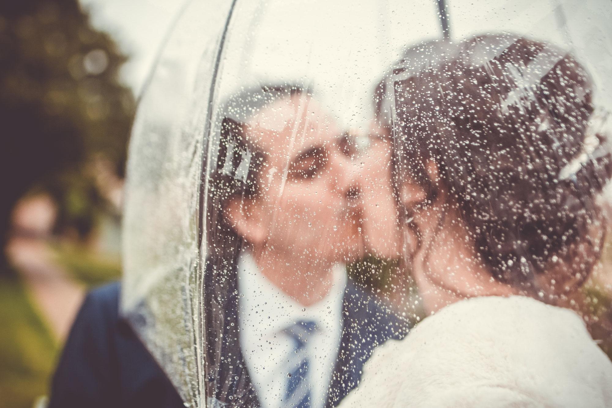 Et s'il pleut le jour de votre Mariage ?