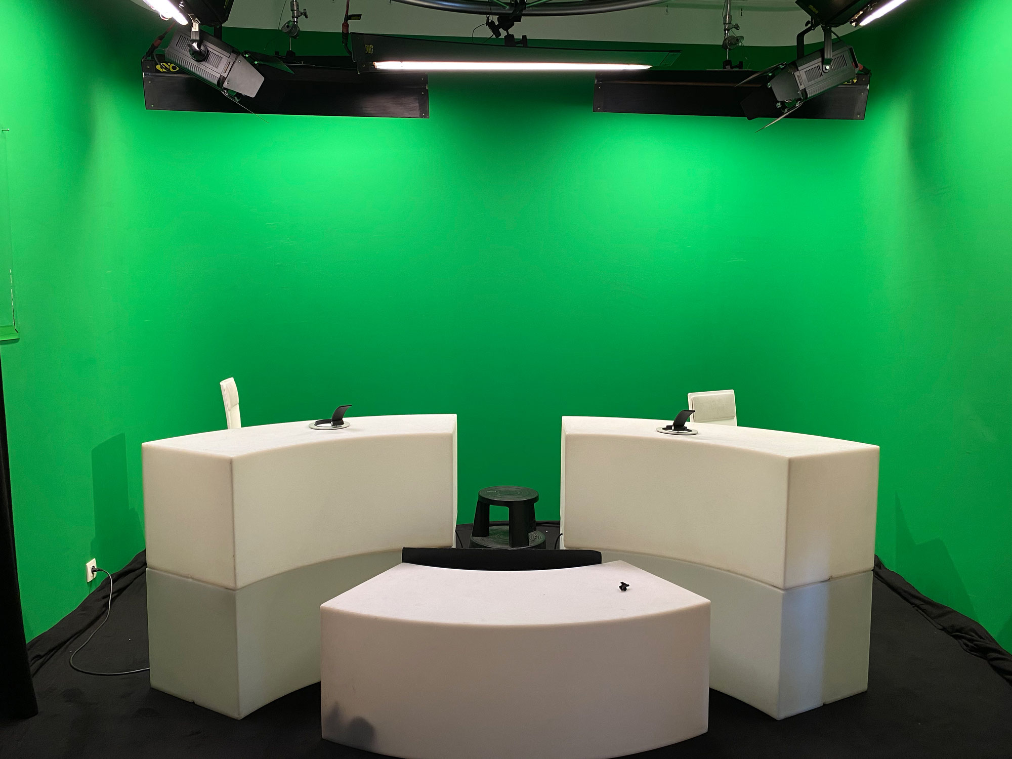 Réalisation émission Web TV