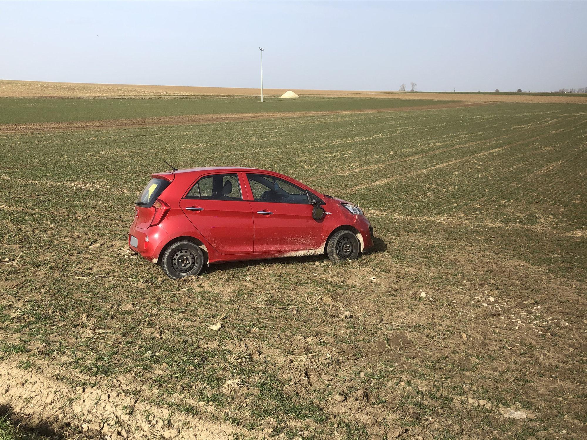 Verkehrsunfall EI 8