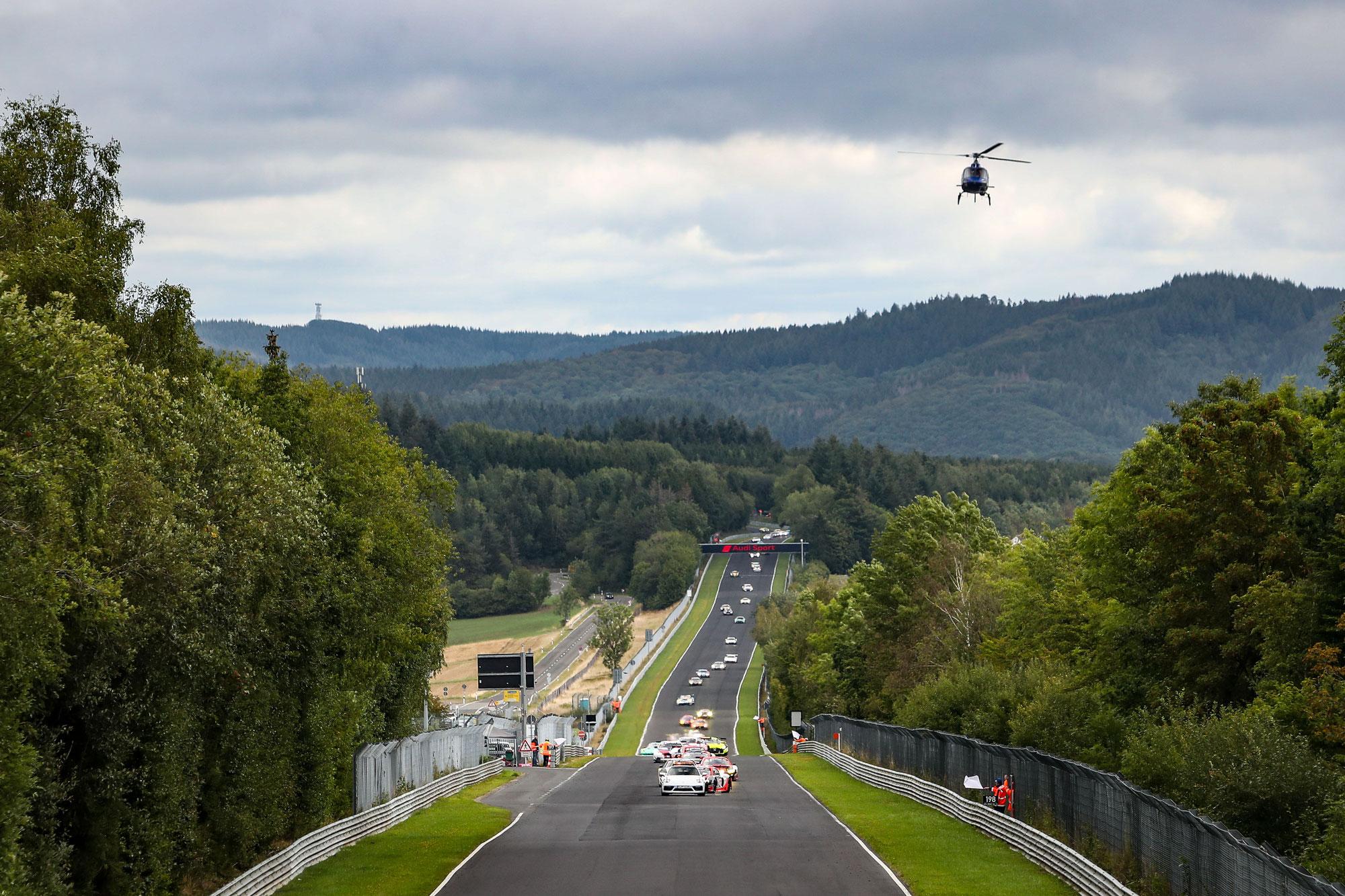 Nürburgring Langstrecken-Serie gibt 2021 auch medial Vollgas