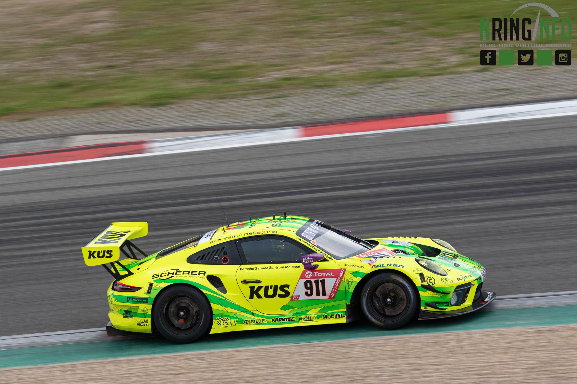 Neues Format für die Einstimmung auf die 24H Nürburgring