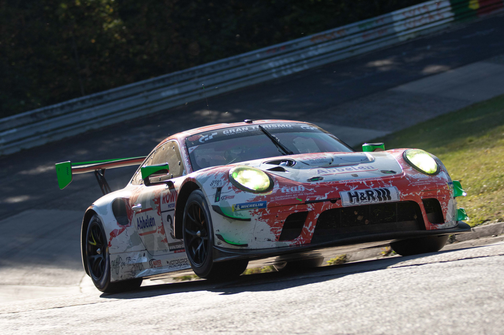 Pro-Am Sieg und Gesamtrang fünf für Frikadelli Racing beim NLS Saisonfinale