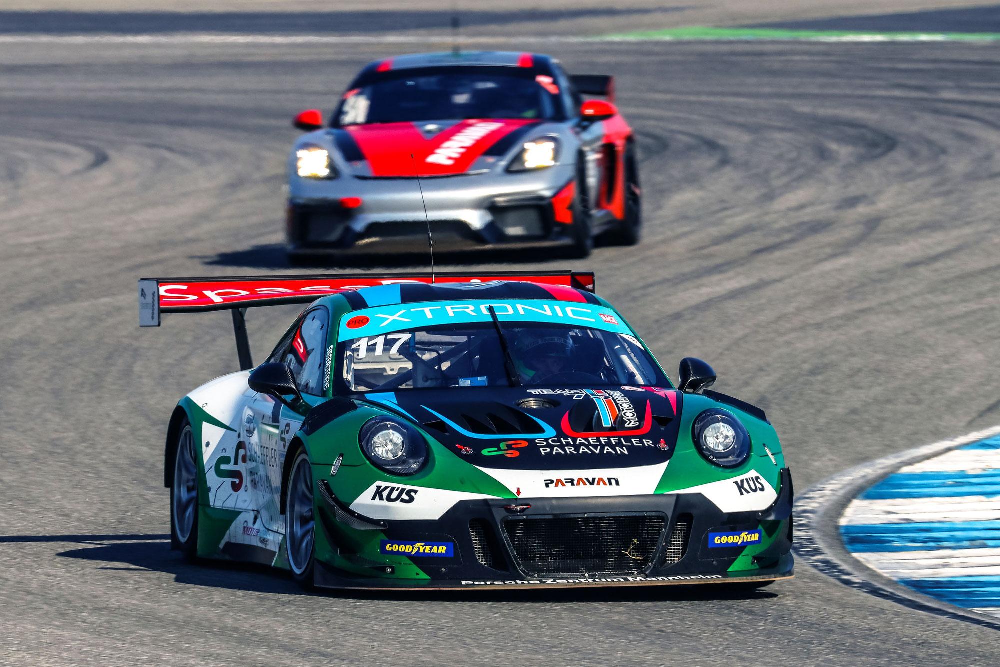 Bühne frei für das ADAC Racing Weekend