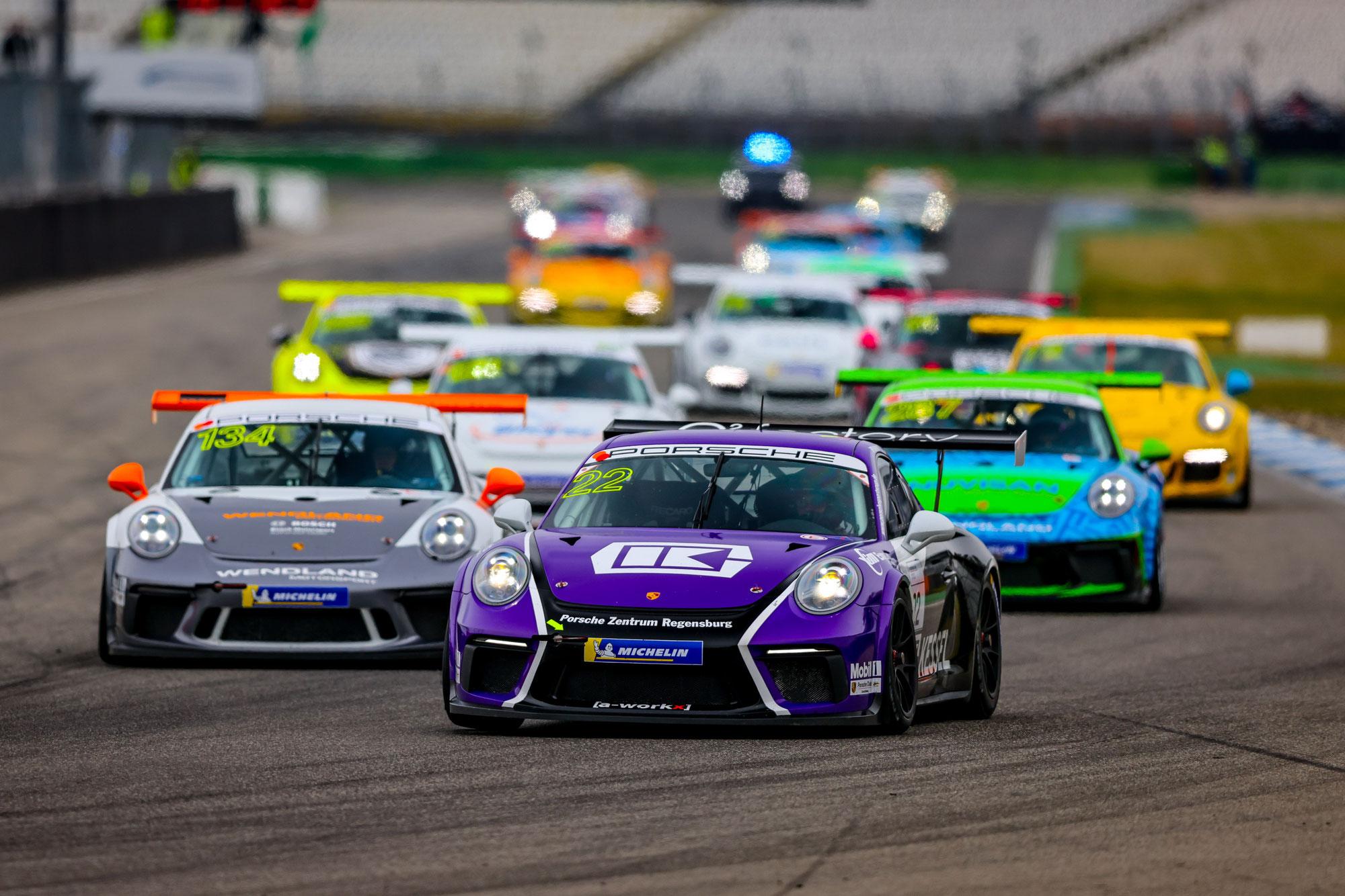 Mit Vorfreude in die Eifel: Der Porsche Sports Cup auf dem Nürburgring
