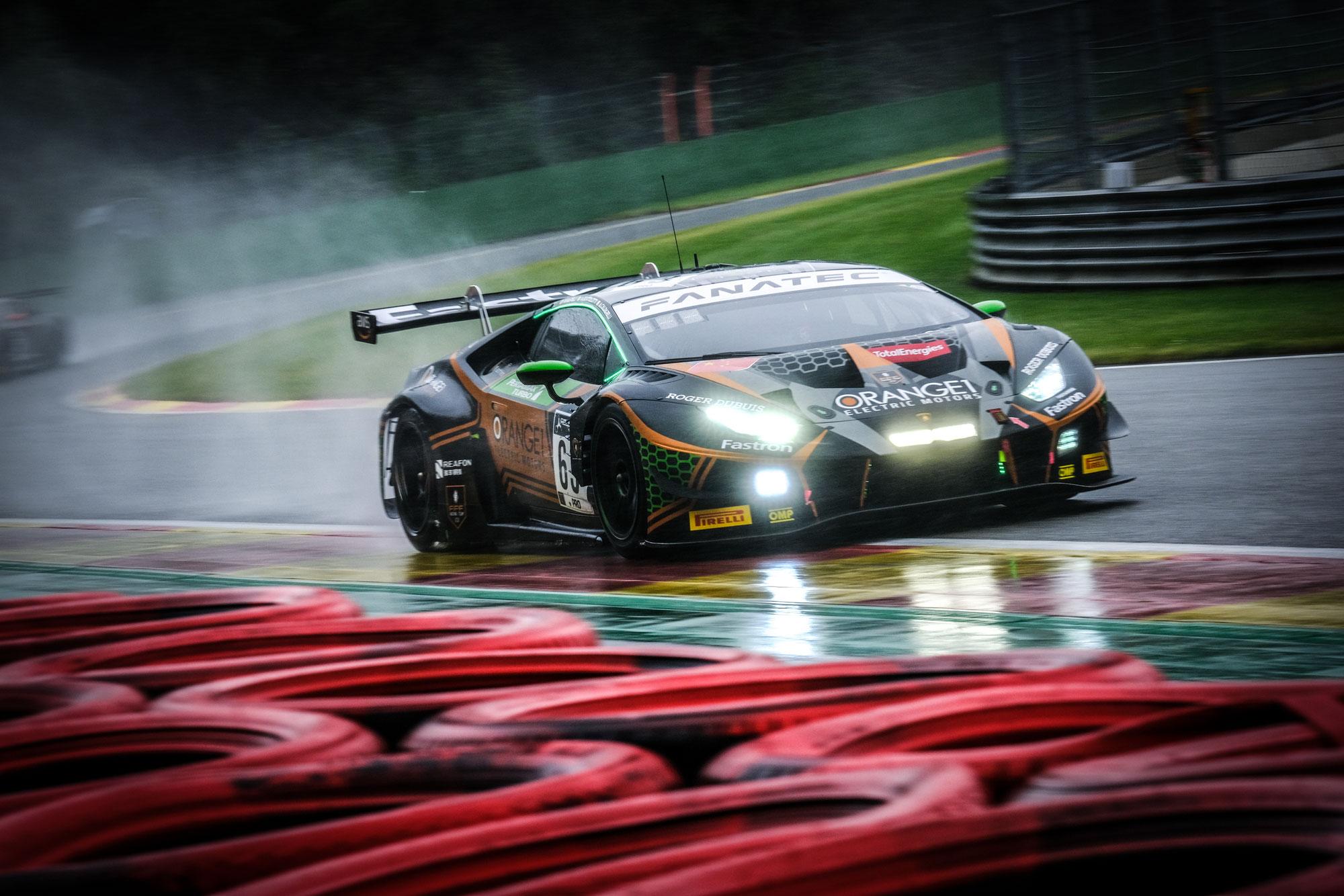 ORANGE 1 FFF RACING TEAM VERSTÄRKT SEIN AUFGEBOT FÜR DIE 24 STUNDEN VON SPA 2021