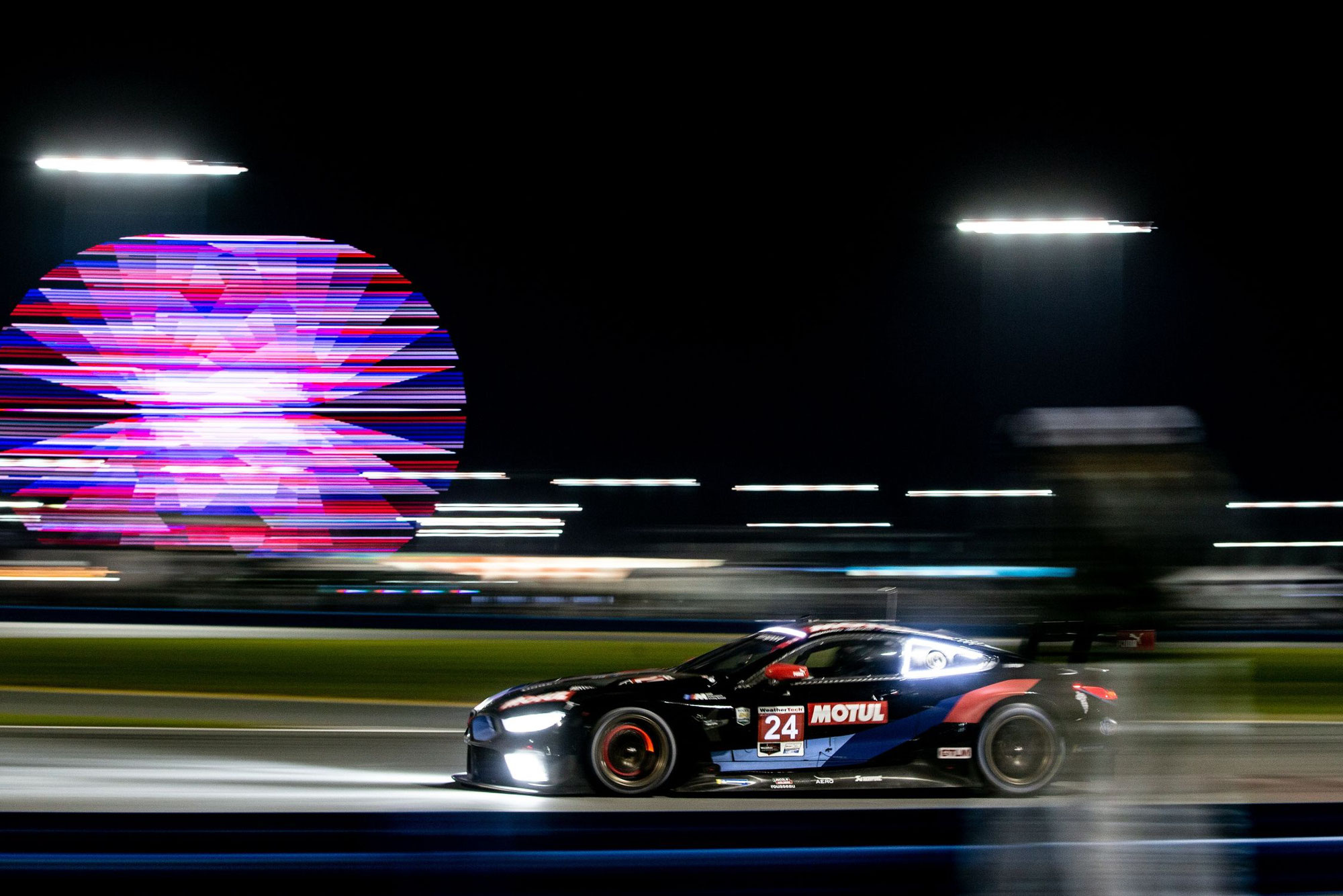 Projekt Titelverteidigung: BMW Team RLL startet bei den 24 Stunden von Daytona in die IMSA-Langstreckensaison