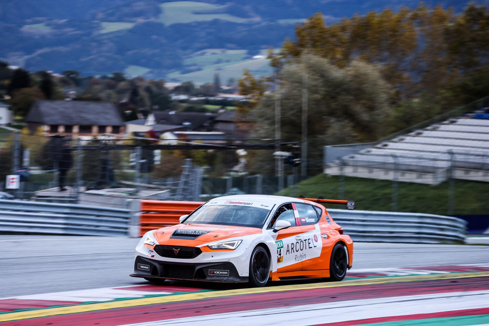 Wimmer Werk Motorsport startet mit Cupra und Audi