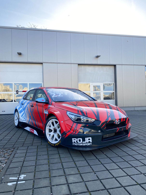 Neuzugang mit Hyundai: Debüt für Robin Jahr in der ADAC TCR Germany