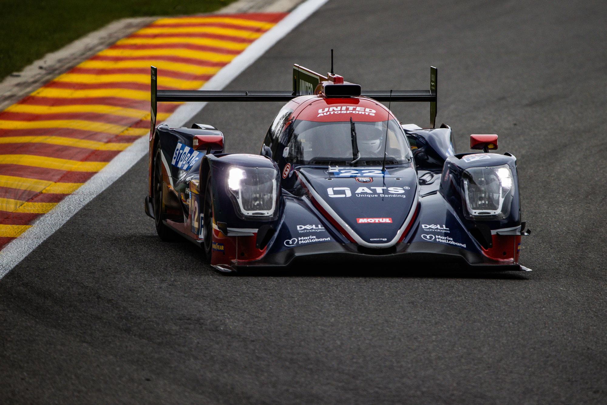 United Autosports USA mit Top-Zeiten; Porsche 1-2 in LMGTE Pro