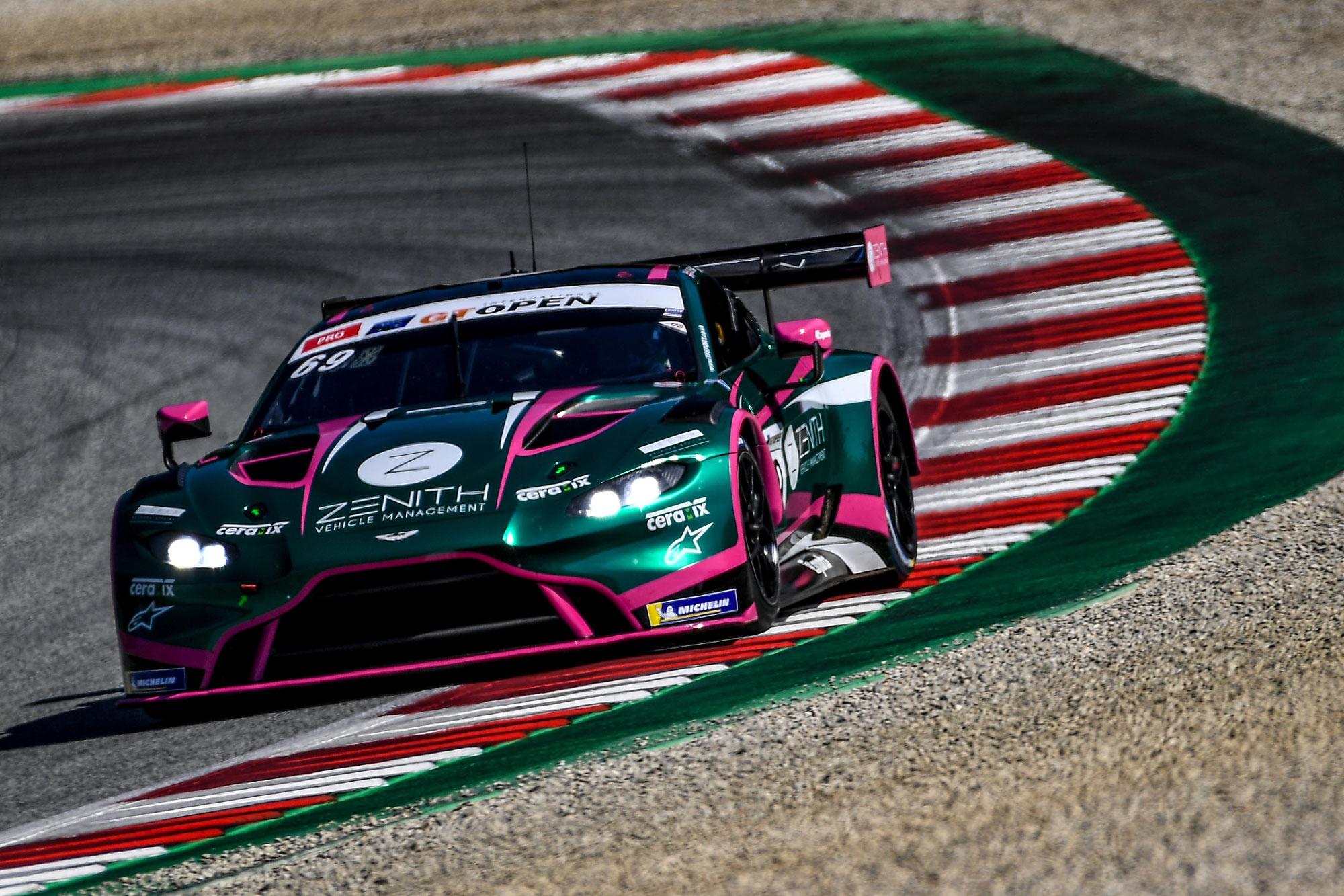 Dinan und Foley starten in Barcelona im TF Sport Aston Martin