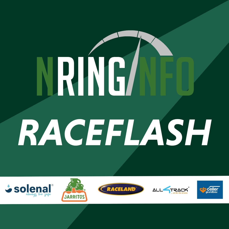 NRingInfo Raceflash Folge 15 - NLS-Doubleheader, GT Masters & viel mehr
