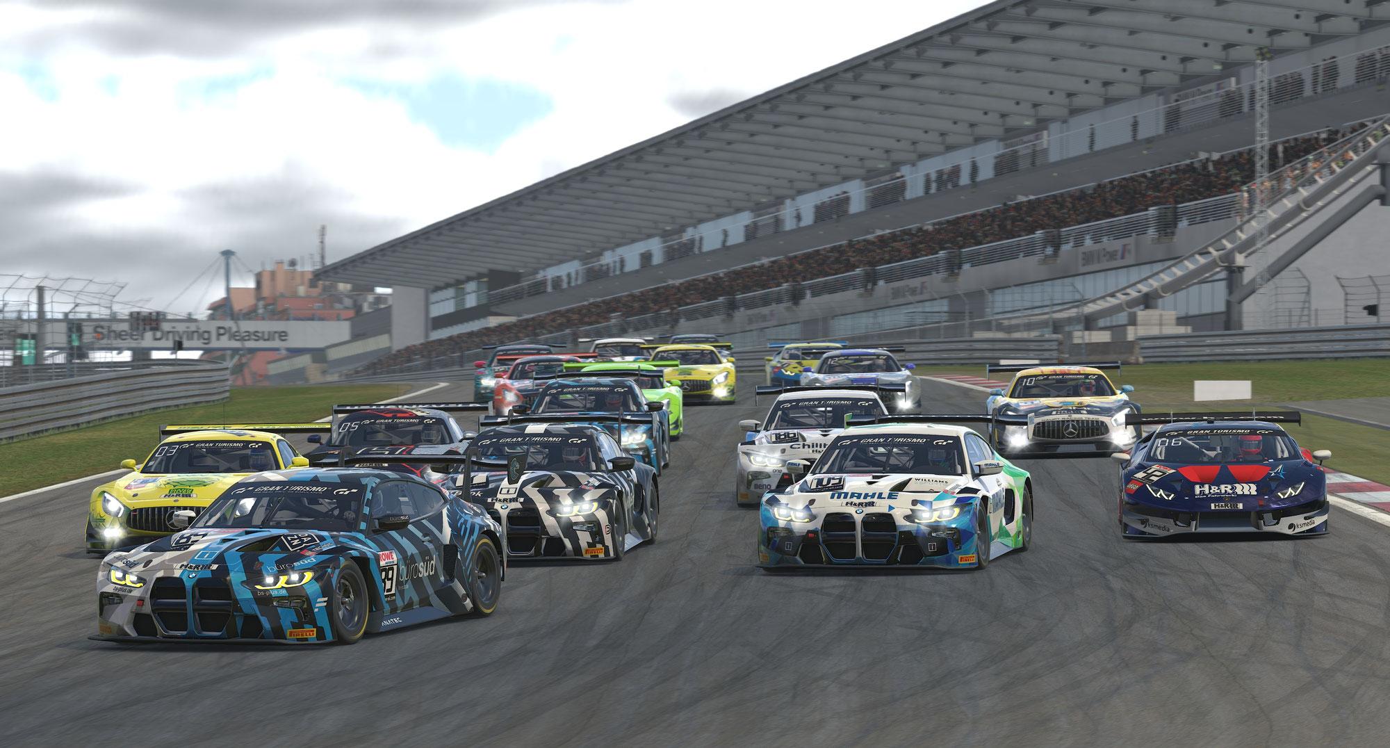 Termine für die dritte Saison der Digitalen Nürburgring Langstrecken-Serie presented by Goodyear stehen fest