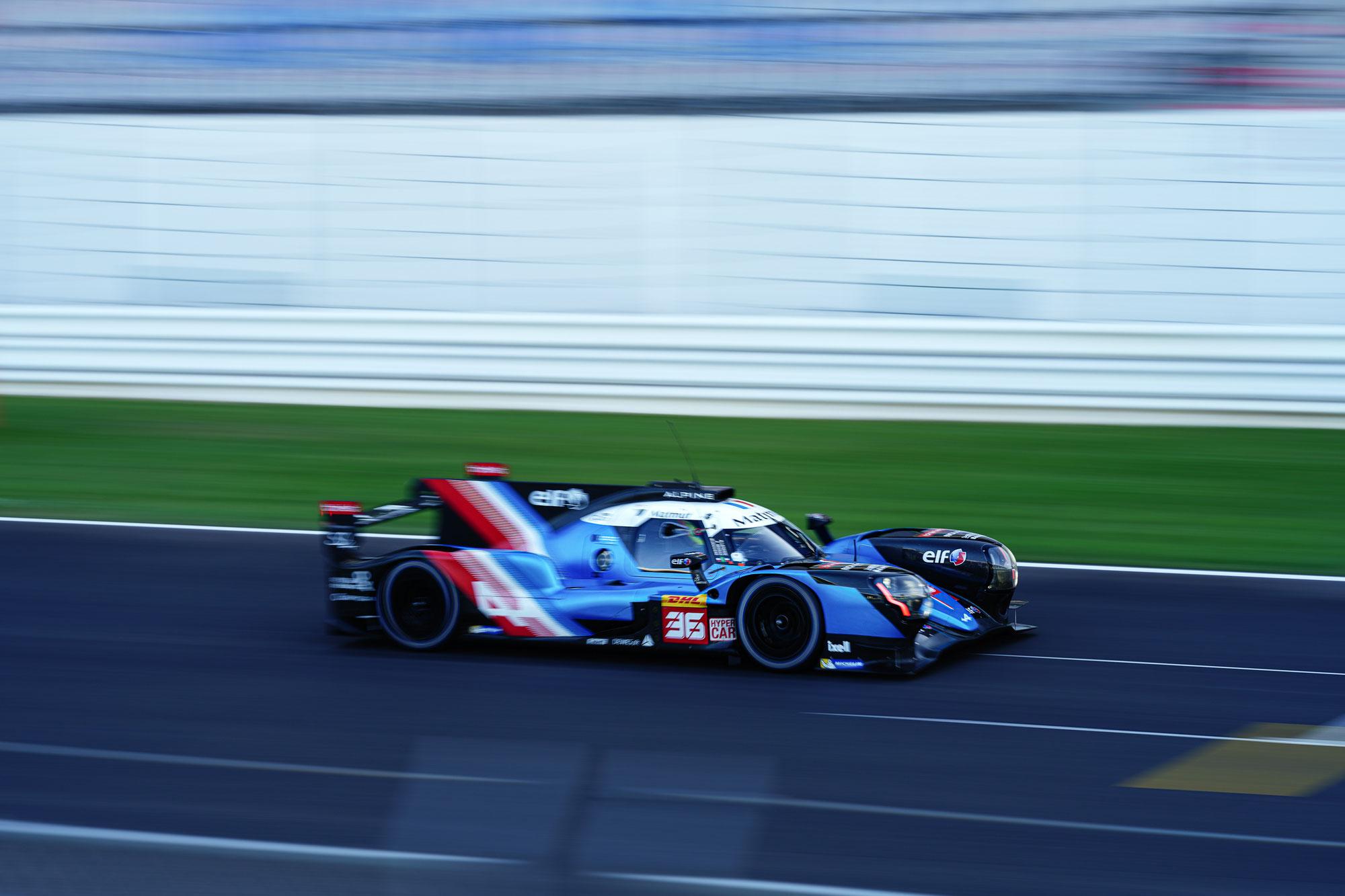 Alpine holt erste Gesamt-Pole-Position in Portimão; Estre Schnellster in der LMGTE Pro für Porsche
