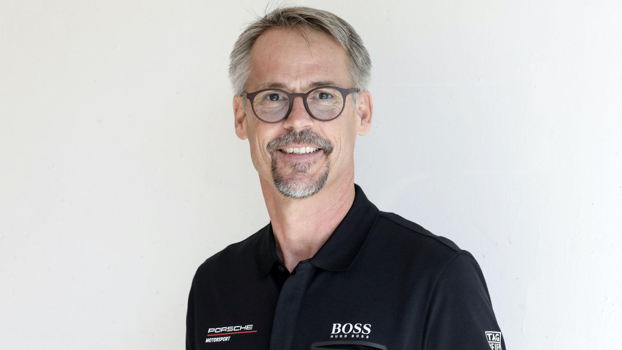 Thomas Laudenbach übernimmt Leitung von Porsche Motorsport