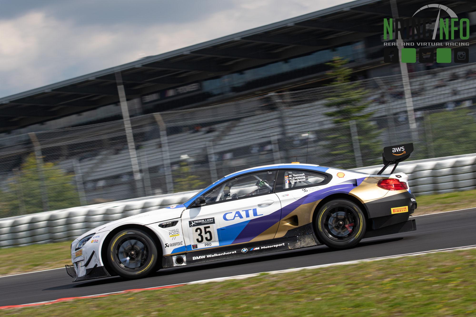 Spannendes Wochenende für BMW Motorsport