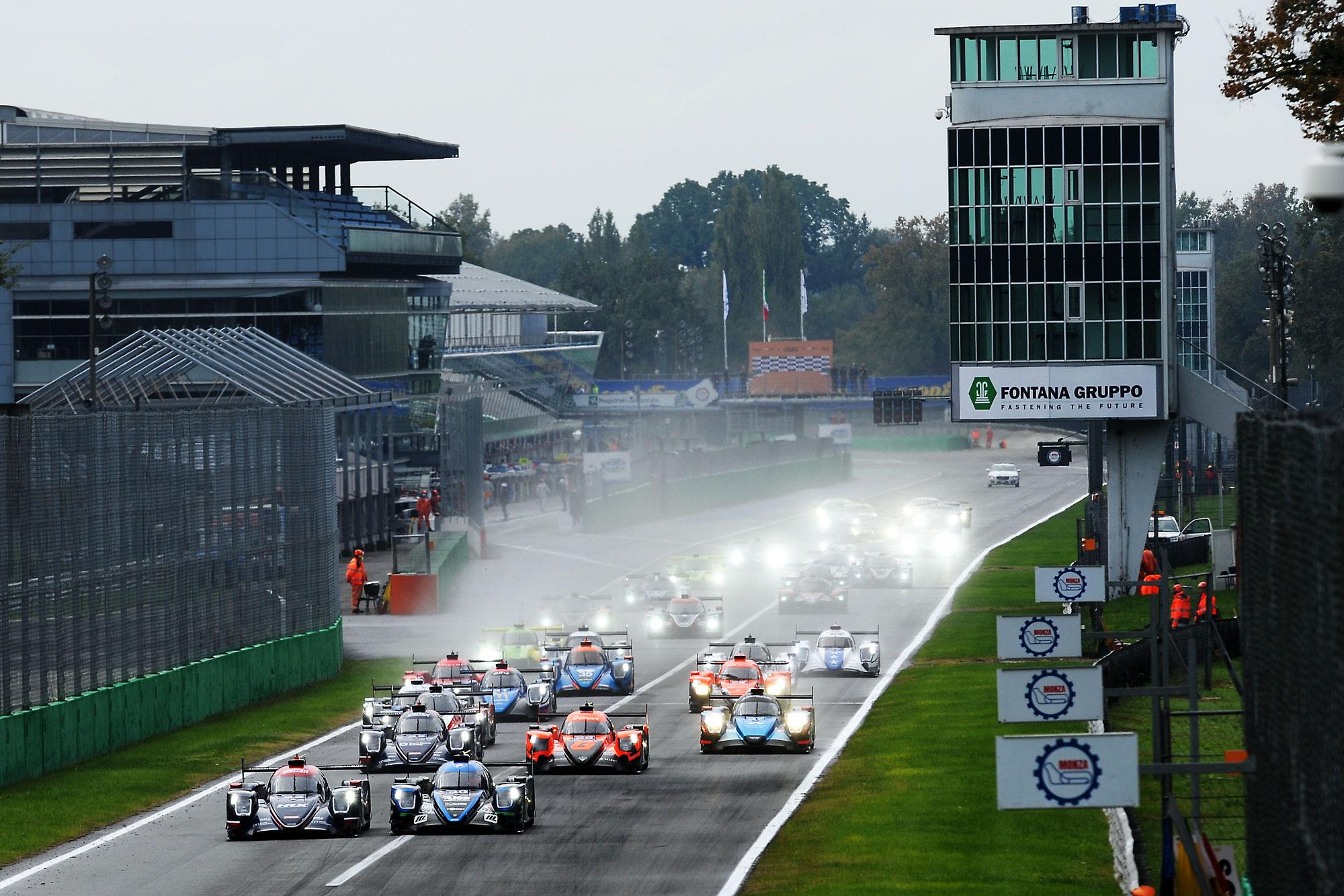 44 Fahrzeuge starten beim vierten Saisonrennen der ELMS in Monza