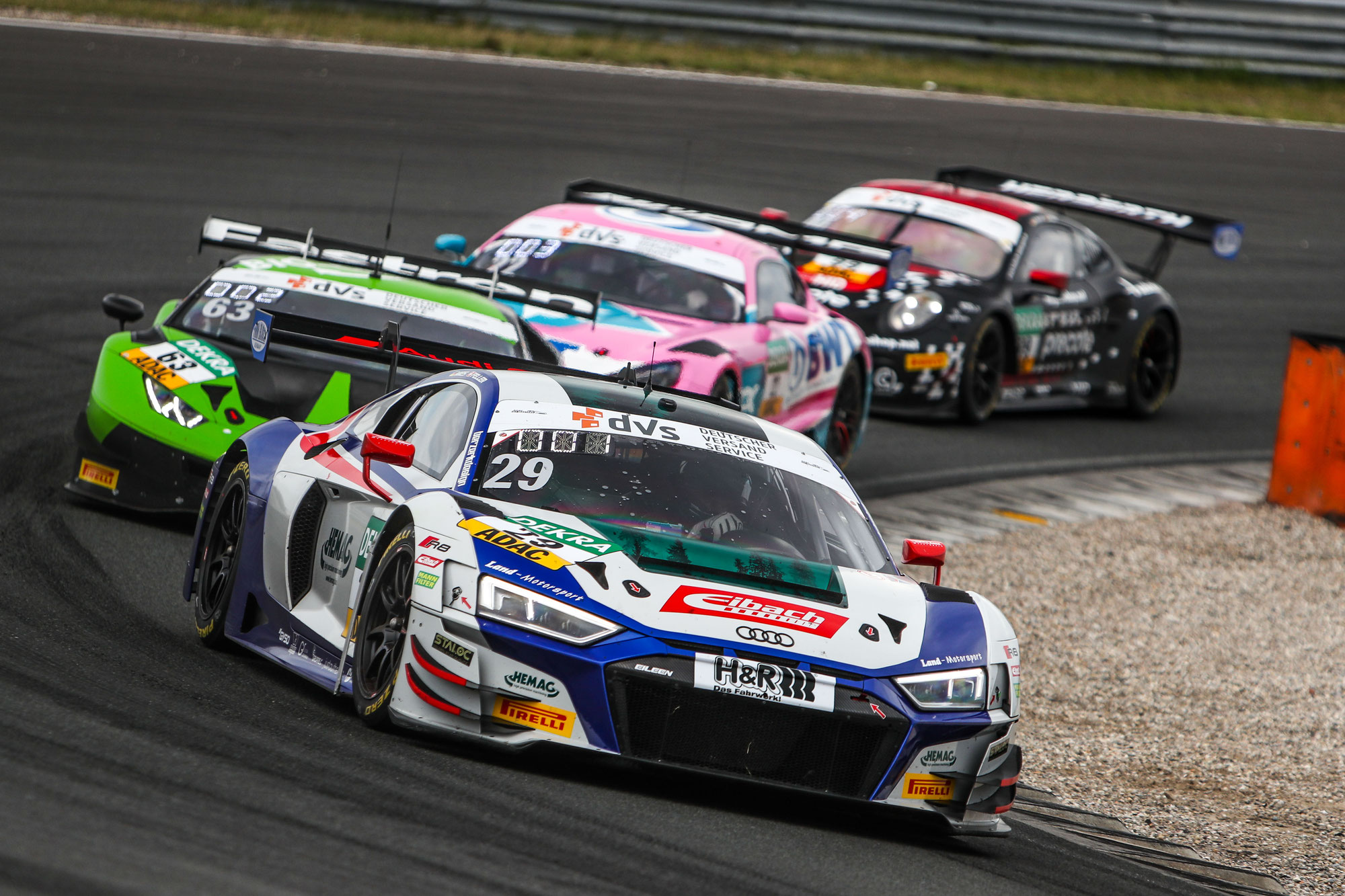 Feller/Mies holen in Zandvoort ersten Saisonsieg von Audi