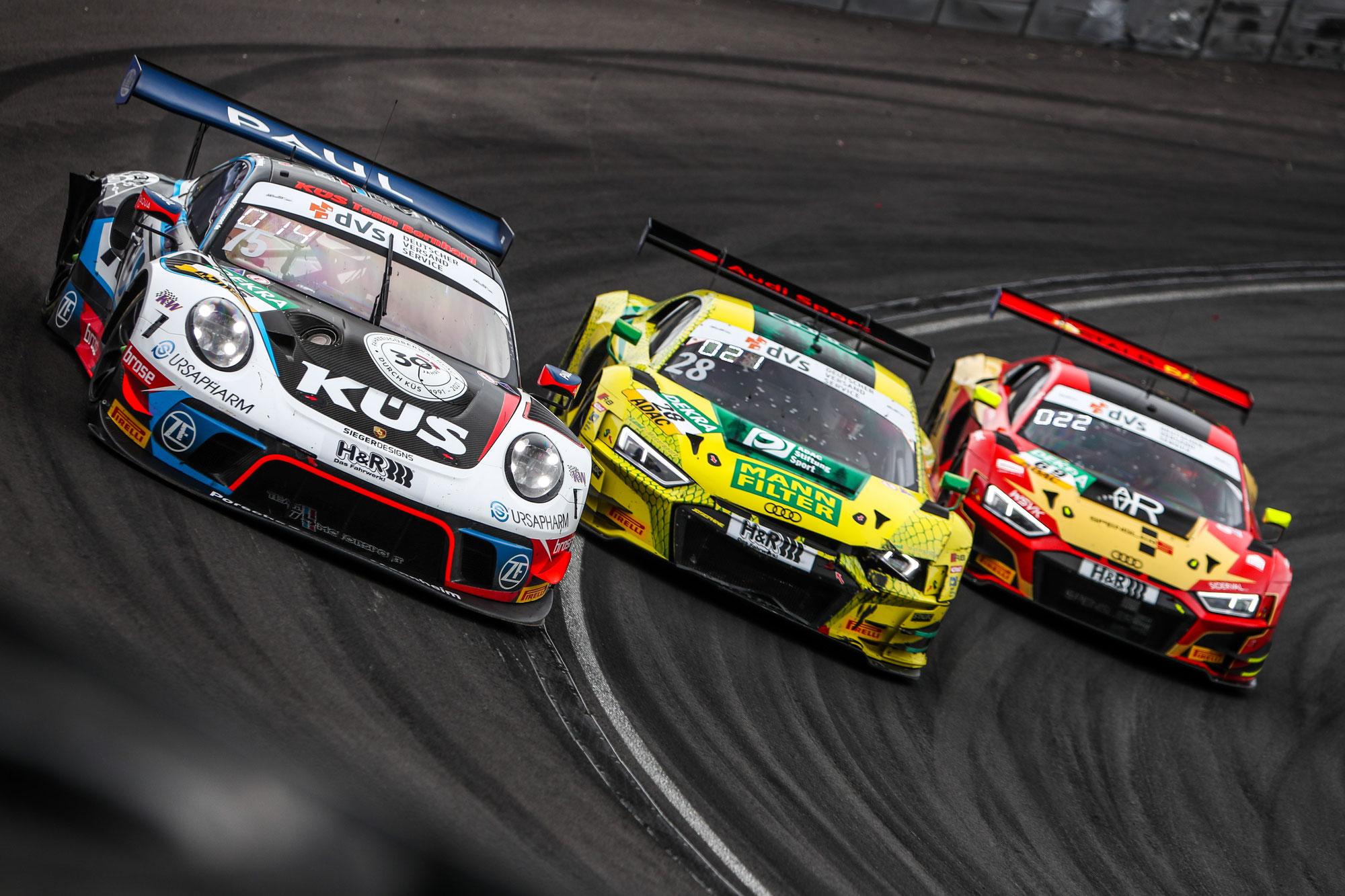 Deutsche GT-Meisterschaft freut sich auf Fans am Lausitzring