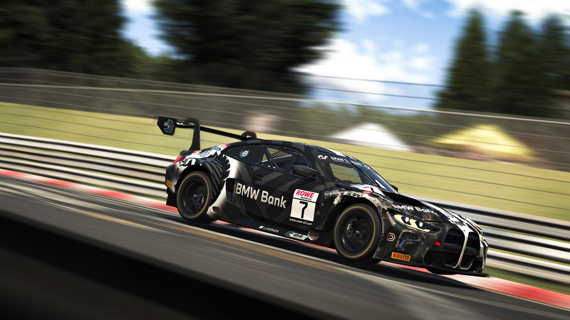 BMW Motorsport SIM Racing Teams absolvieren erste Highlight-Rennen im Januar