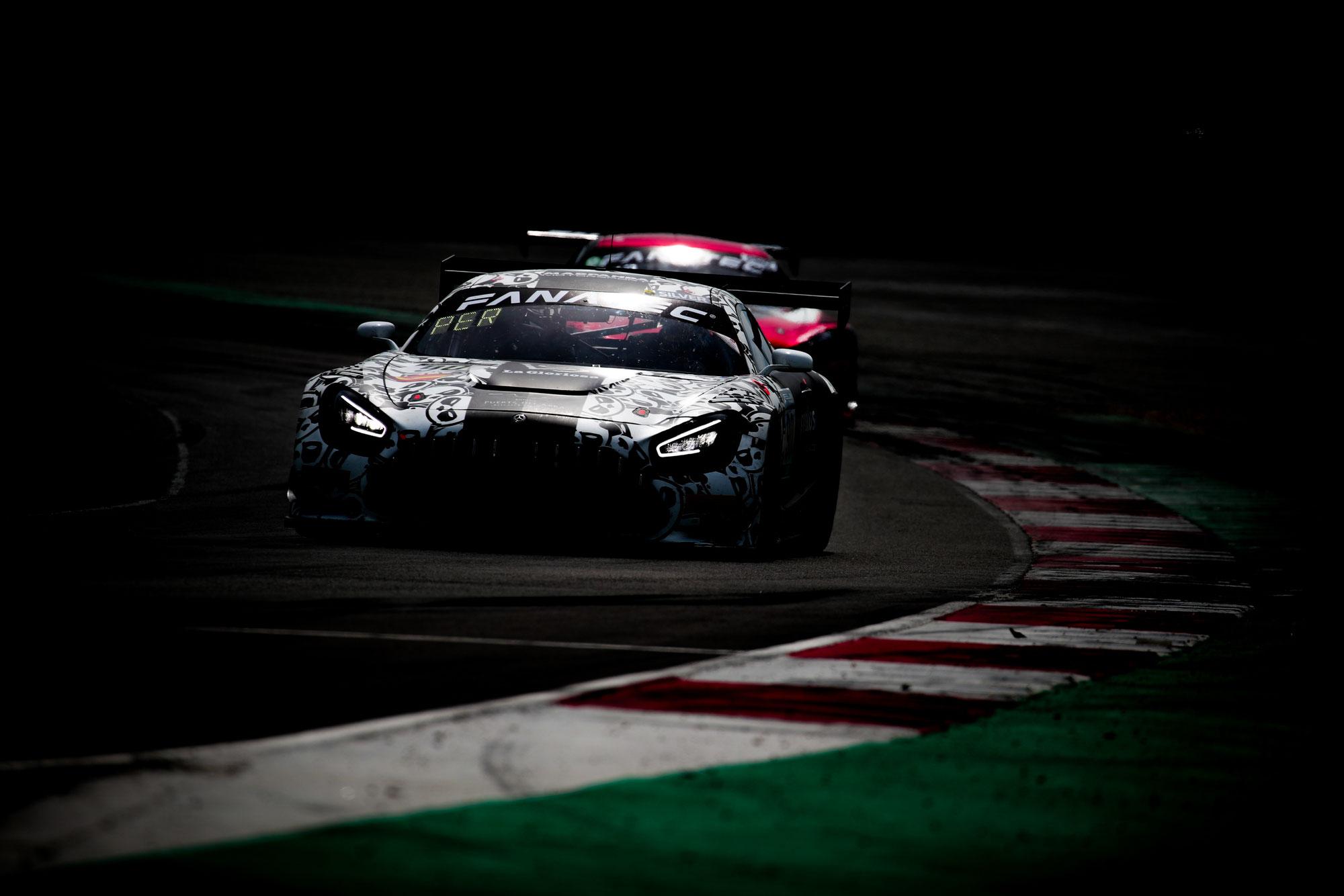 Madpanda Motorsport startet mit einem Podiumsplatz in die Sprint Cup Saison