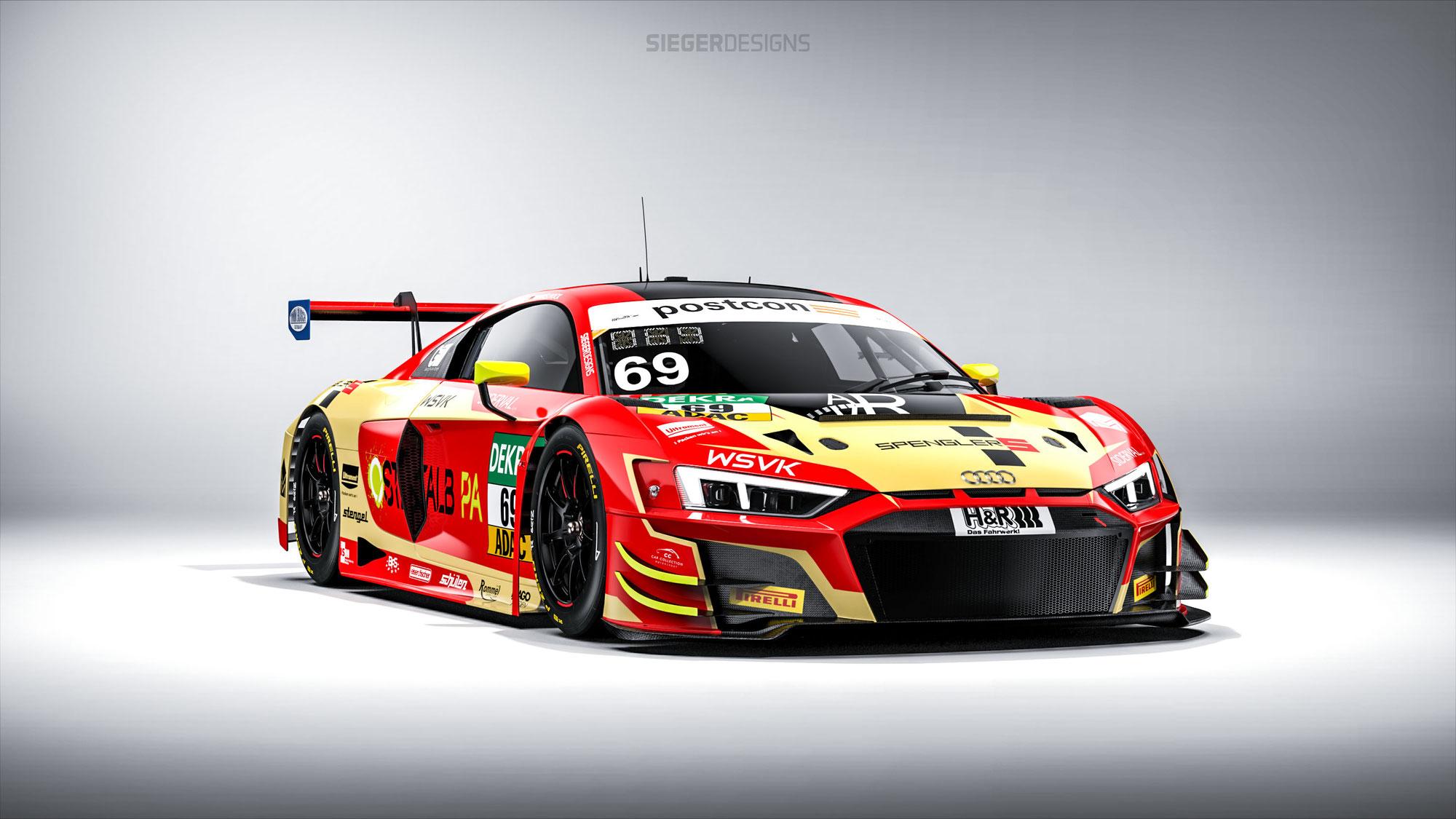 Markus Winkelhock startet mit Car Collection Motorsport im ADAC GT Masters