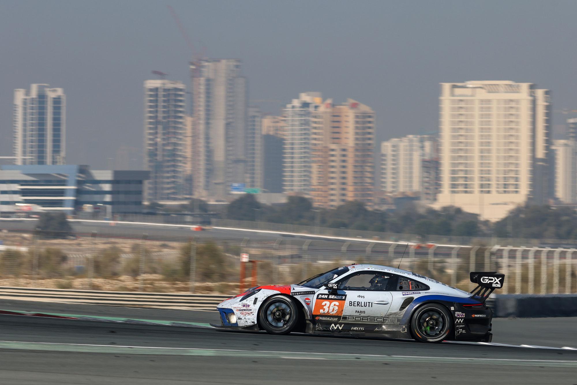 GPX Racing feiert Heimsieg bei den Hankook 24H DUBAI 2021