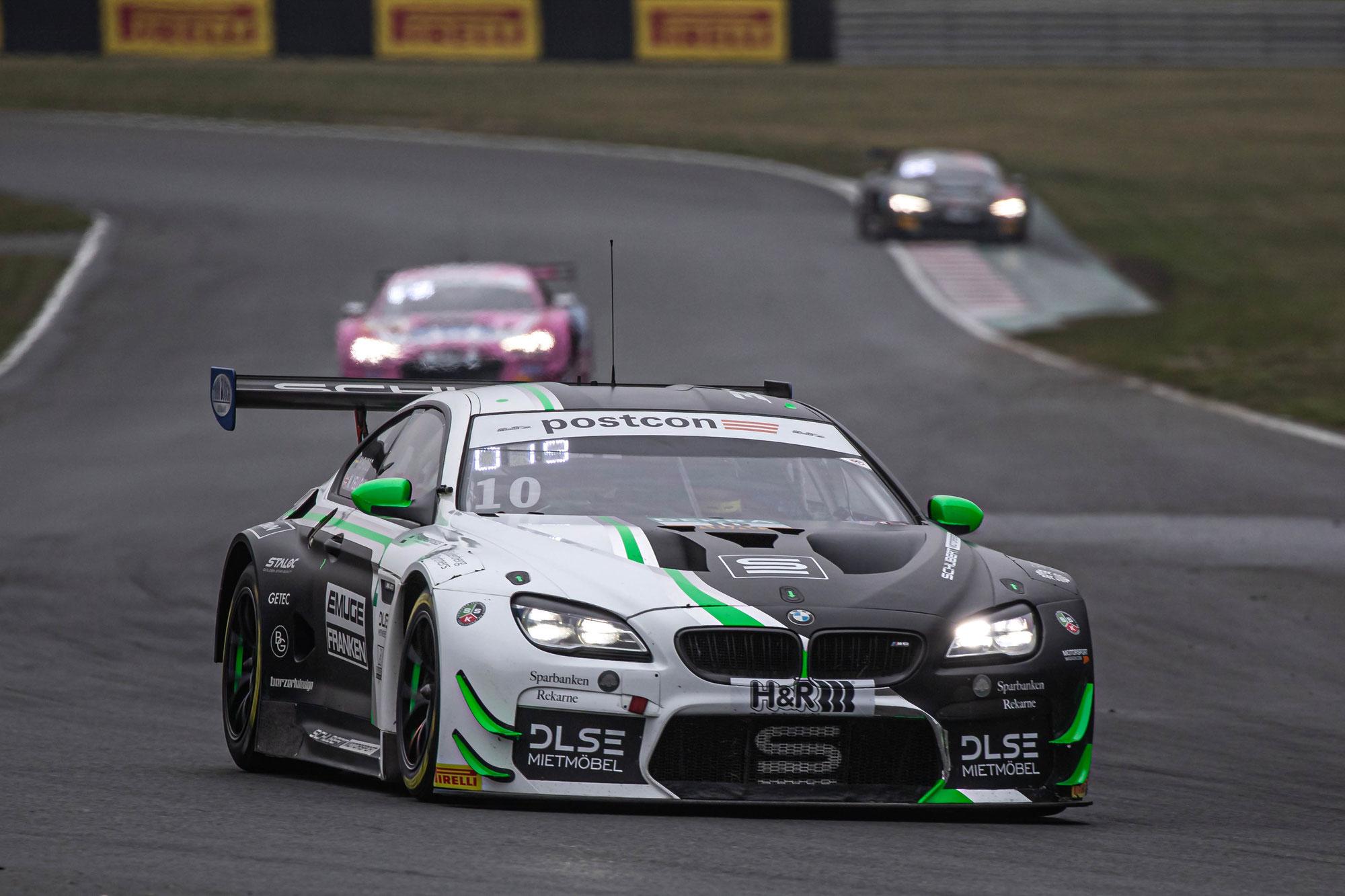Schubert Motorsport setzt auf schlagkräftiges BMW-Werksfahrer-Duo: Nick Yelloly und Jesse Krohn pilotieren BMW M6 GT3 im ADAC GT Masters