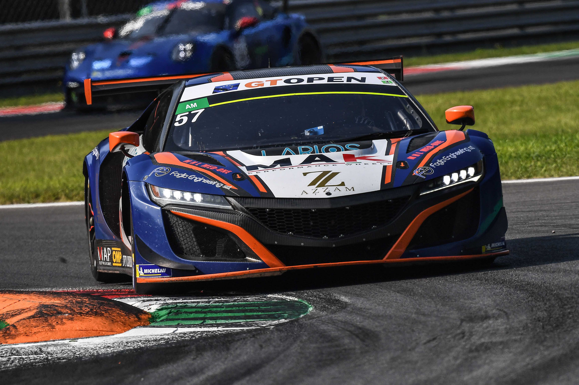 Nova Race startet in Barcelona erneut mit Lippi und Guidetti