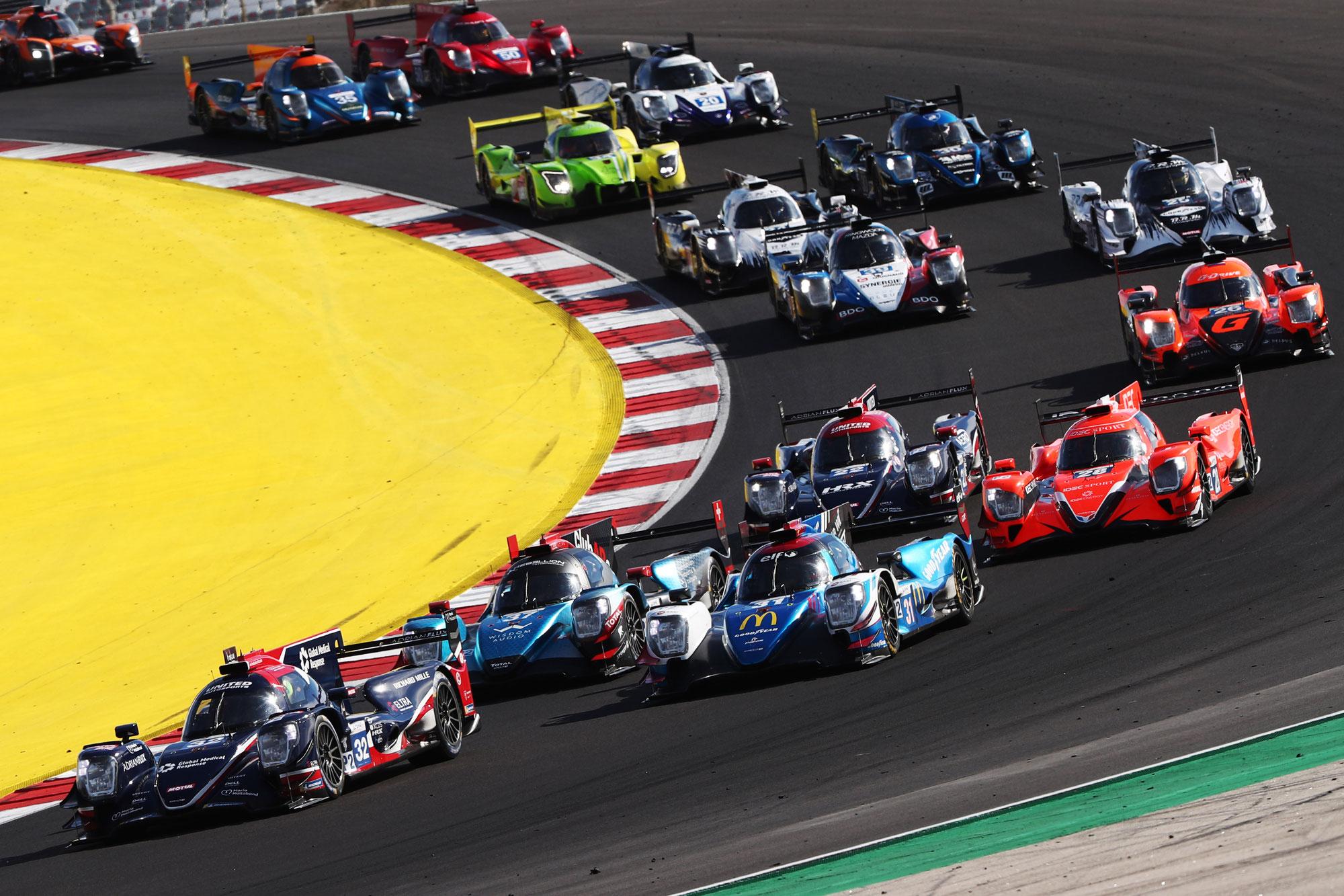 41 Autos für das ELMS-Saisonfinale in Portimao