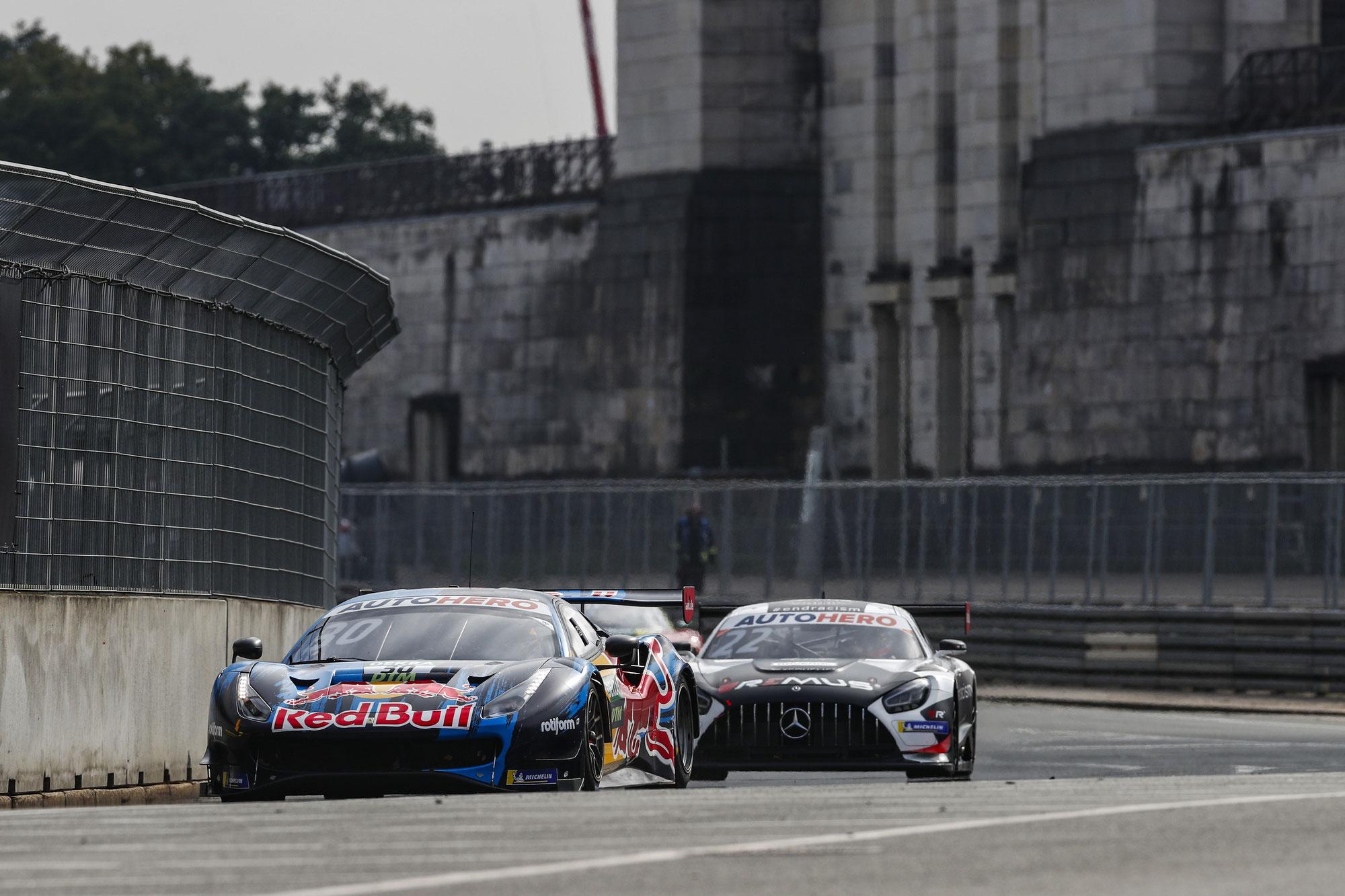 DTM Norisring powered by BWT: Vorteil Liam Lawson – Tabellenführer fährt Bestzeit am Freitag