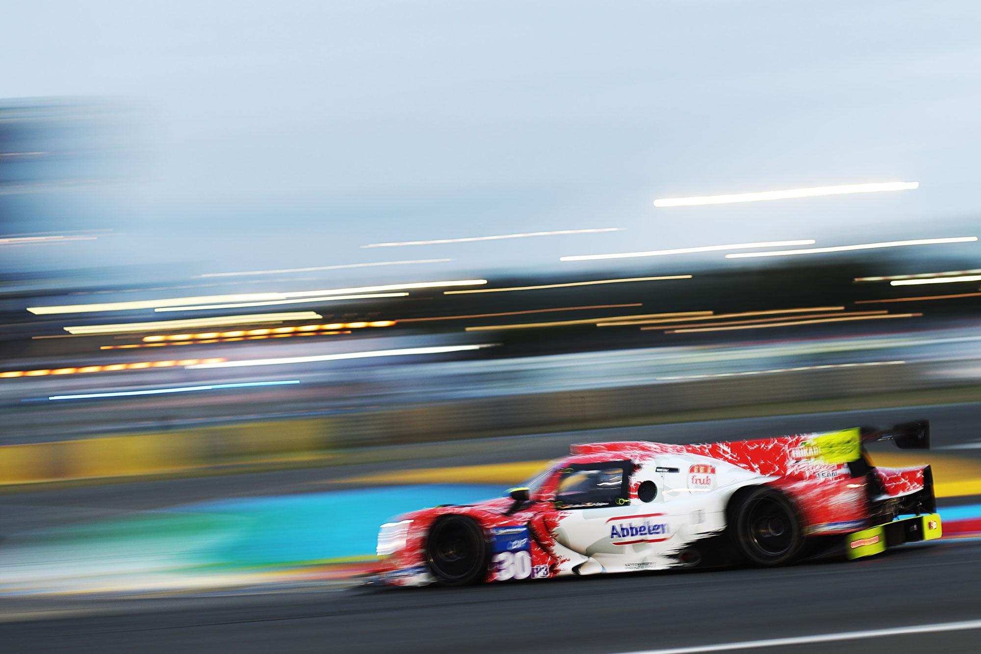 Erstes Top-10 Ergebnis für Frikadelli Racing im Michelin Le Mans Cup
