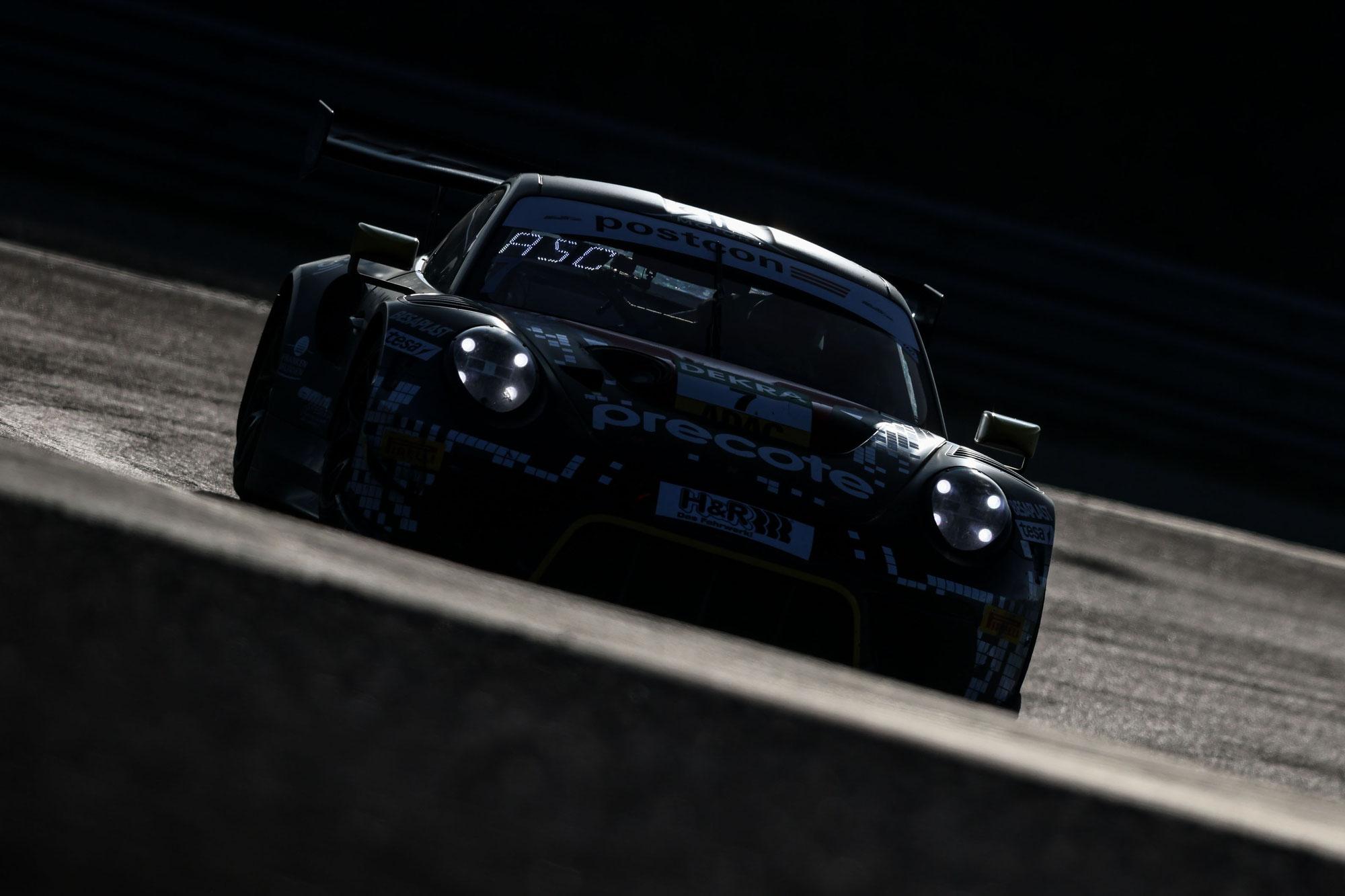 MRS GT-Racing setzt auf Porsche