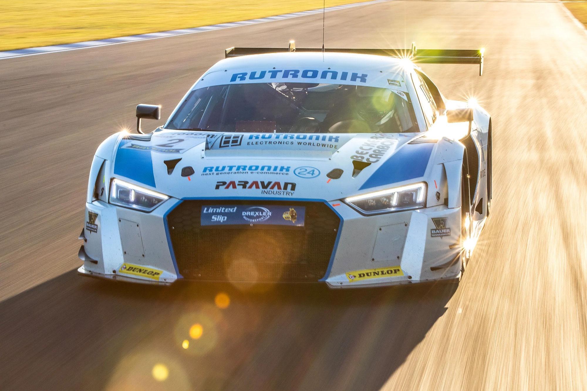 Rutronik Racing by TECE steigt in die 24h Series ein