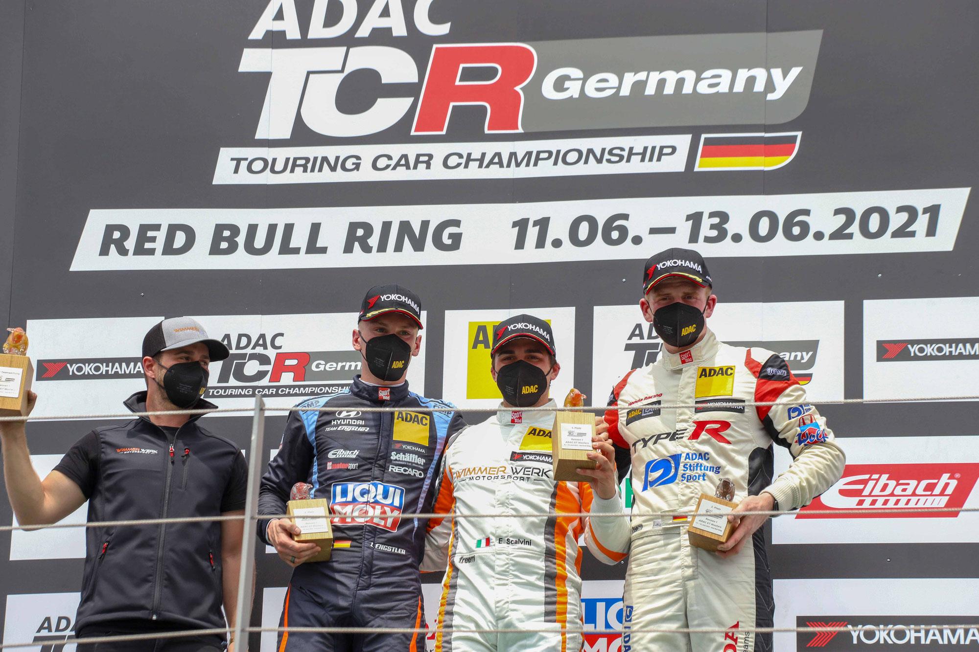 Pressemitteilung Team Honda ADAC Sachsen