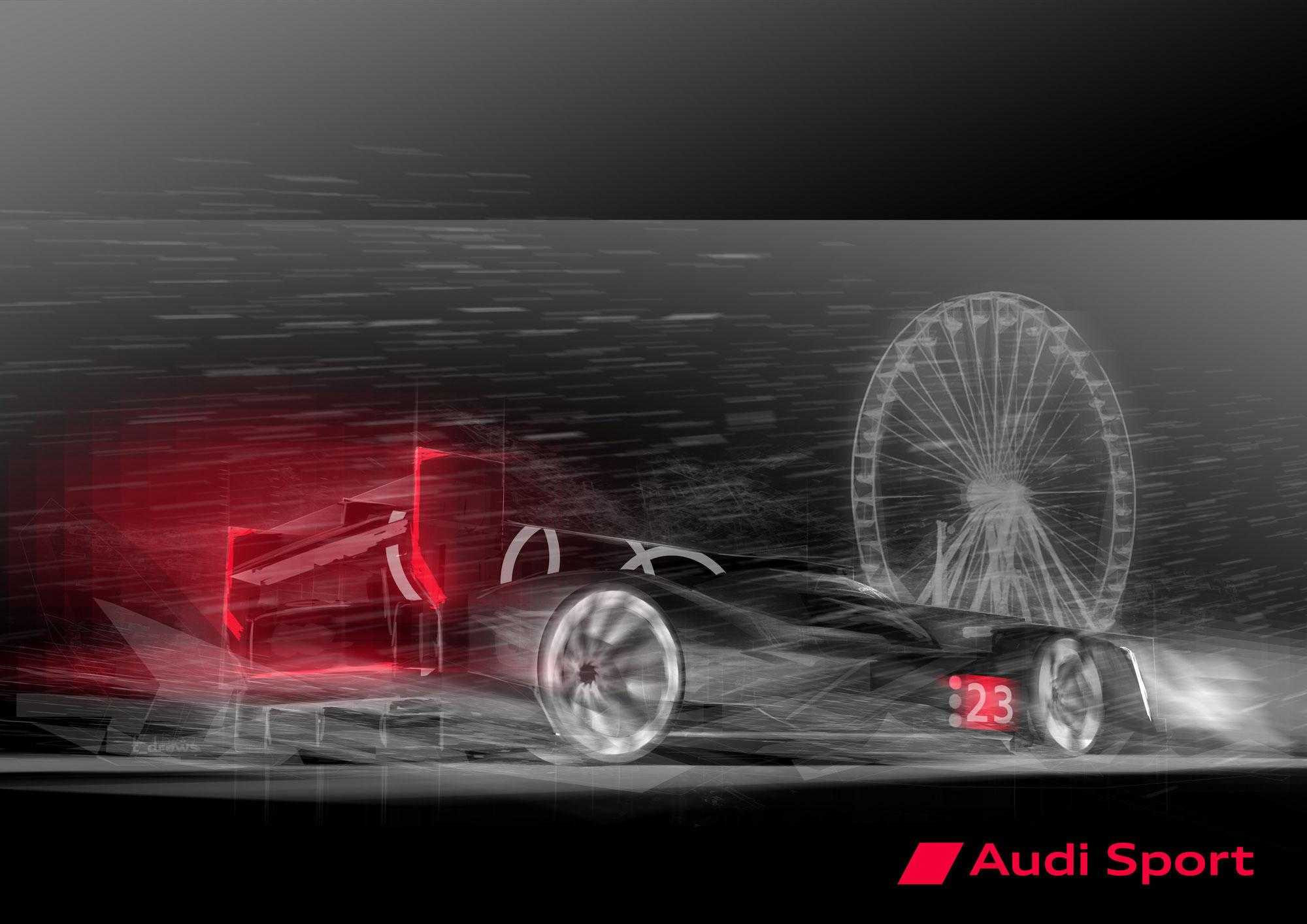 Le-Mans-Comeback von Audi nimmt Formen an
