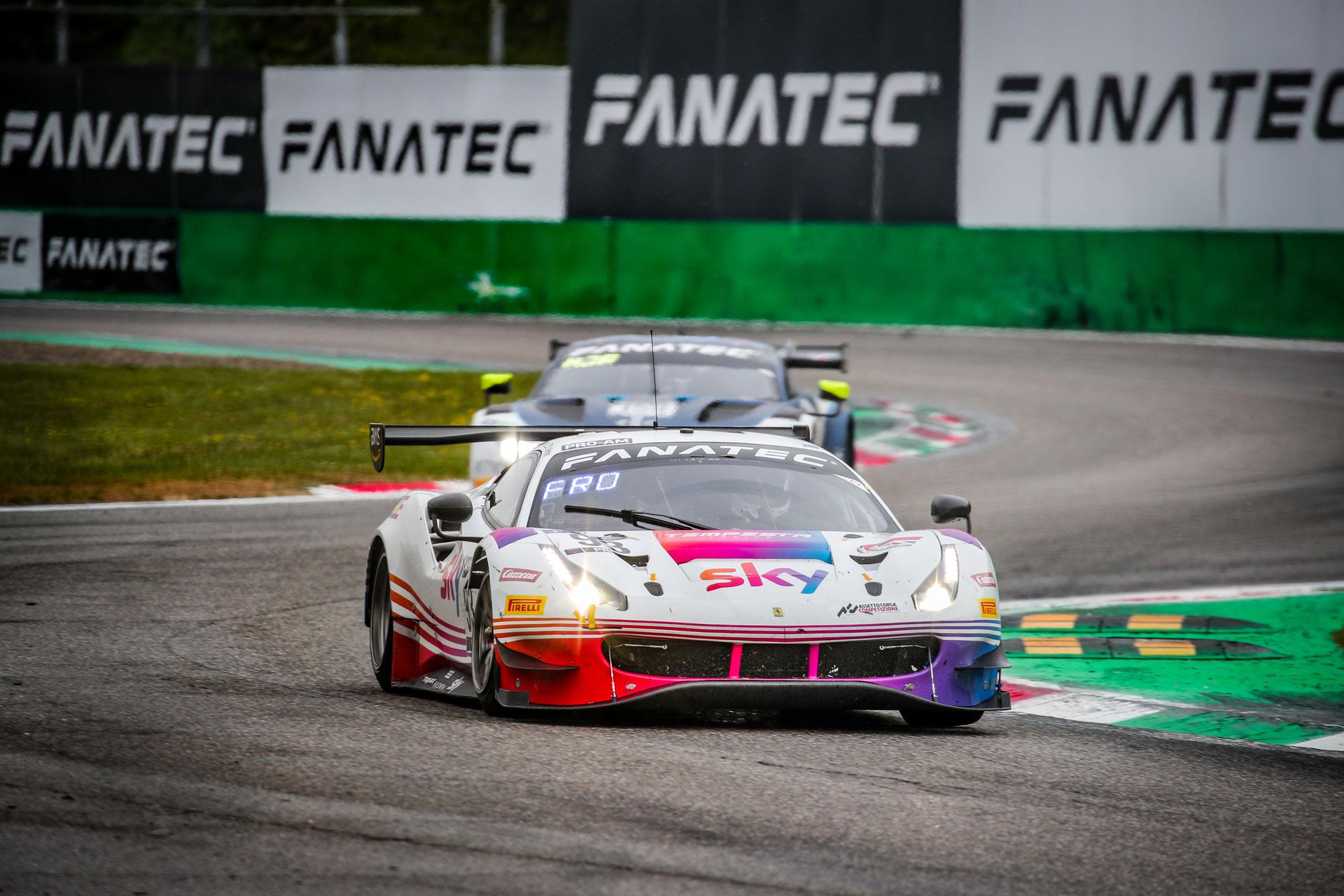 Sky Deutschland überträgt ab 2021 die Fanatec GT World Challenge Europe Powered by AWS