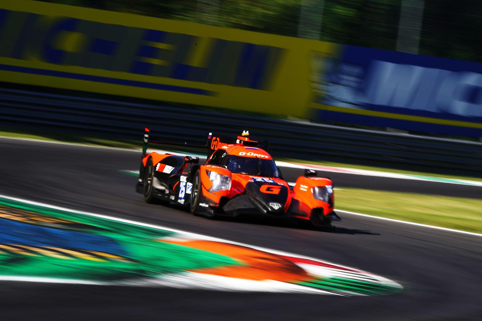 G-Drive sichert sich die Pole-Position in Monza