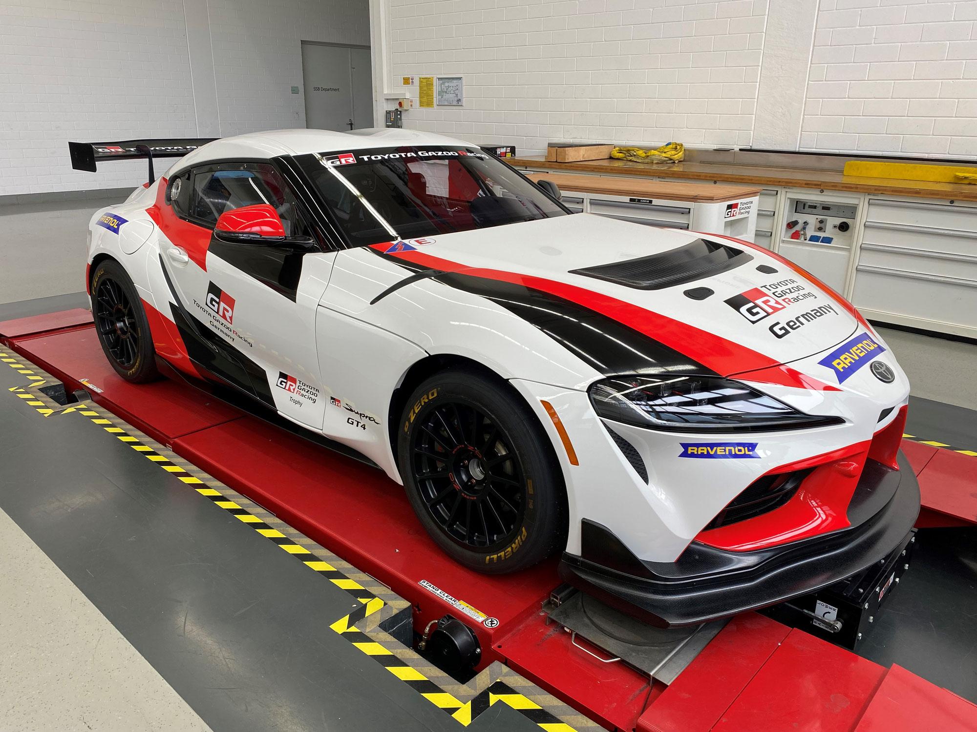 ADAC GT4 Germany mit Rekordfeld und Neuzugang Toyota in Hockenheim