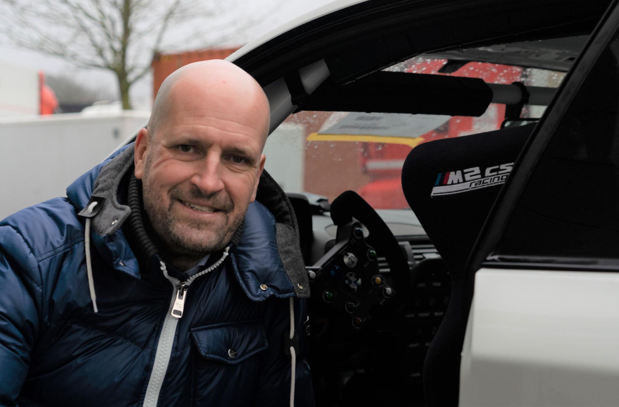 IM INTERVIEW: BMW M2 CUP-LEITER JÖRG MICHAELIS