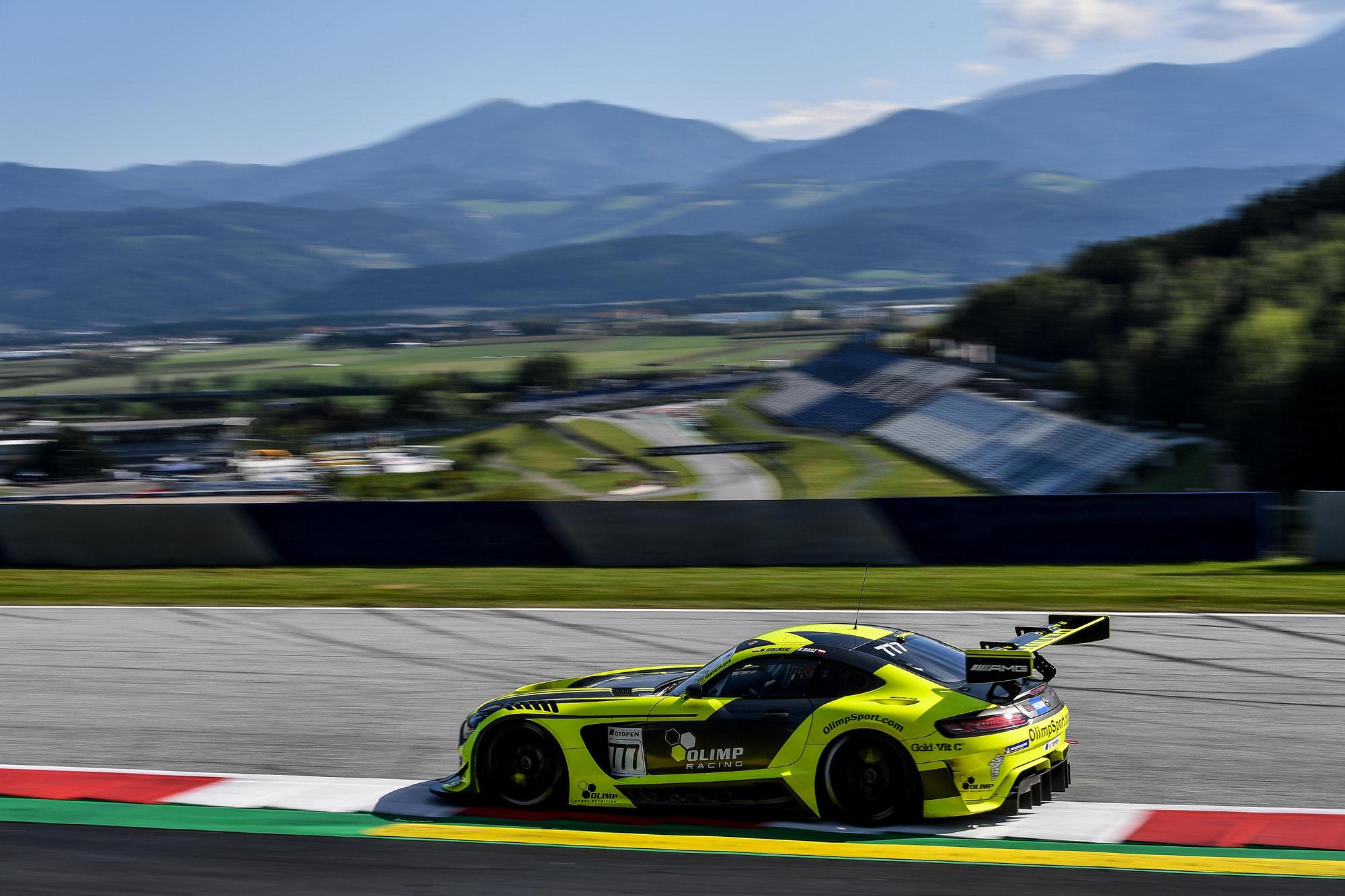 Olimp Racing nimmt mit zwei Fahrzeugen am Finale von Barcelona teil