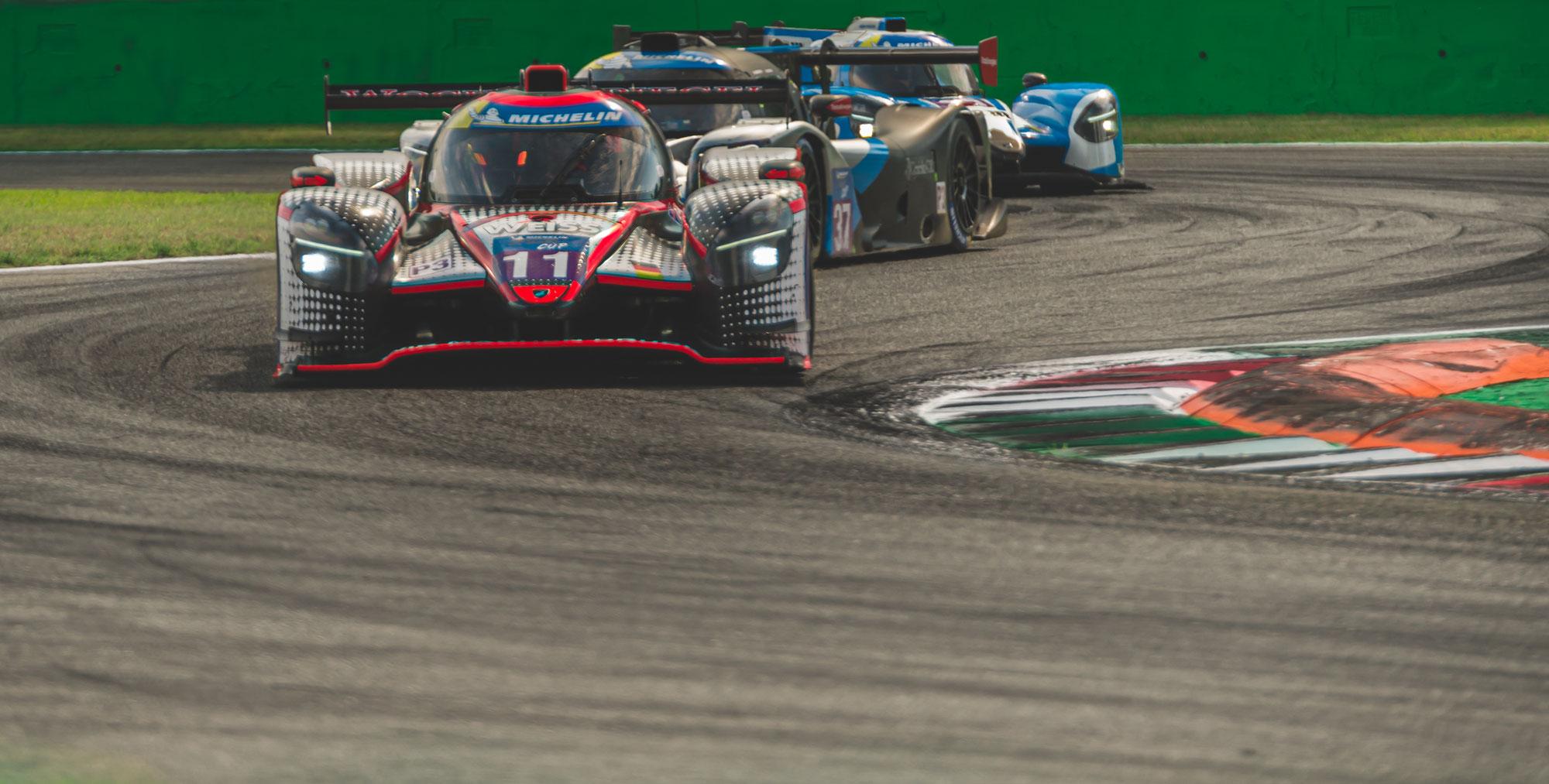 WTM Racing begeht LMP3-Höhepunkt des Jahres