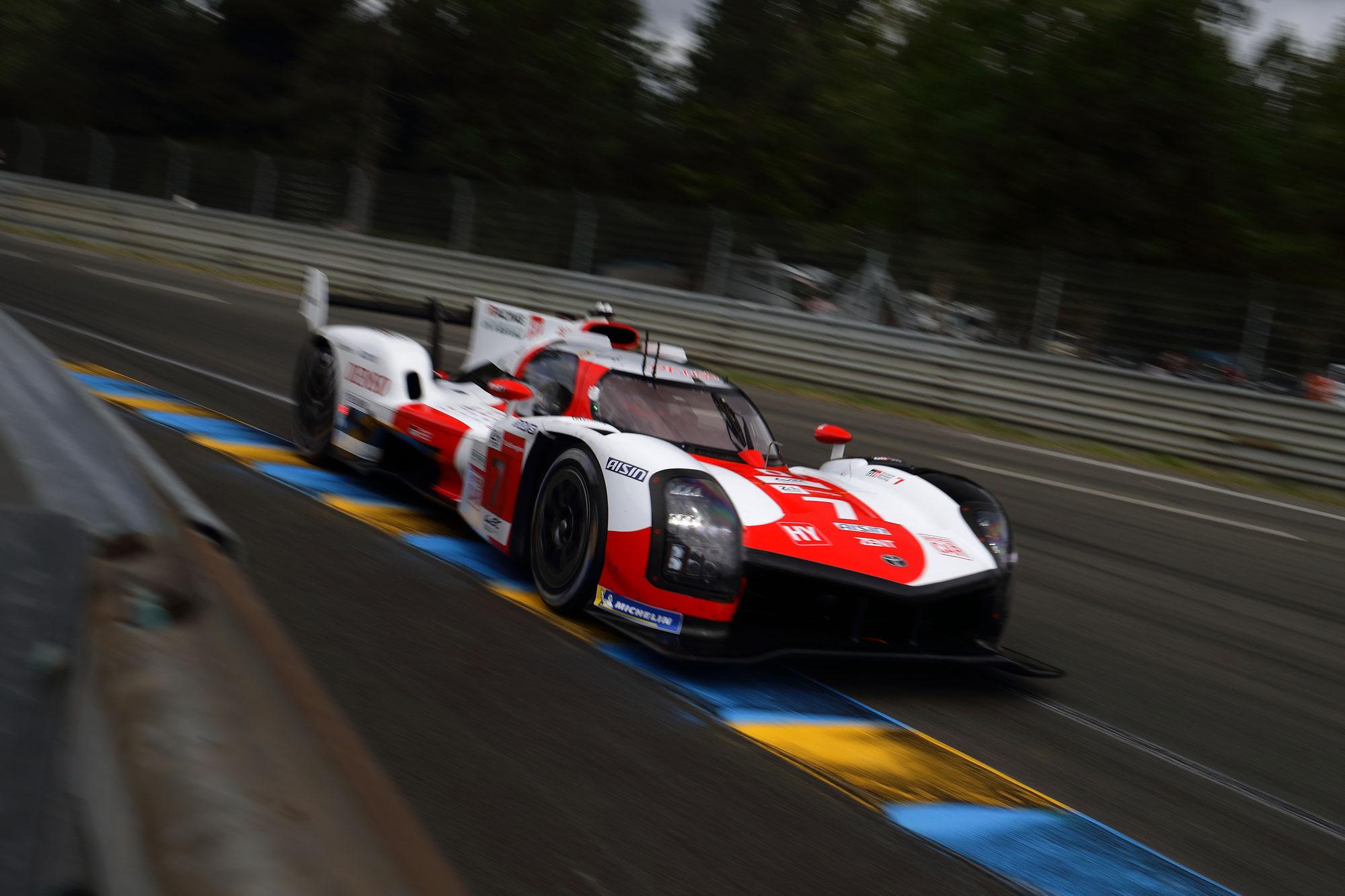 Toyota gewinnt das 24h-Rennen von Le Mans