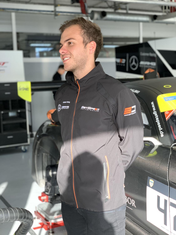 GetSpeed startet mit Bruno Baptista in der GT World Challenge Europa