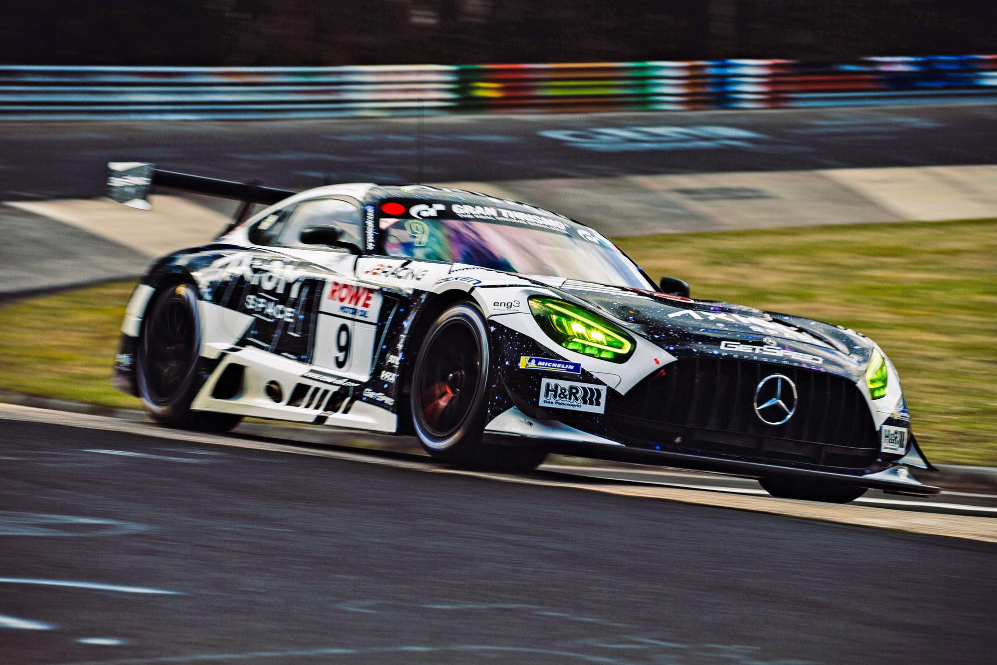 GetSpeed will am Nürburgring den Sieg in der GT3-Am-Kategorie