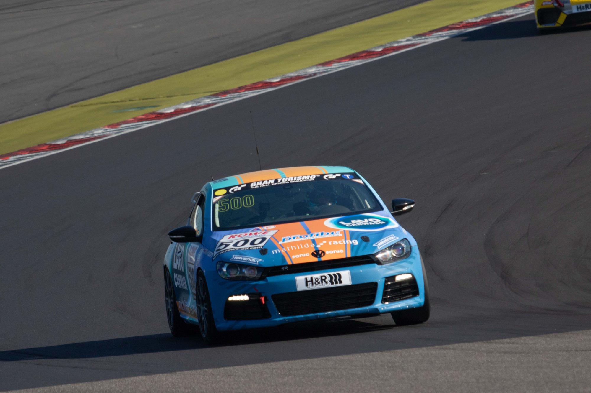 mathilda racing beendet Saison der Nürburgring Langstrecken-Serie als bester Fronttriebler in der VT2-Klasse