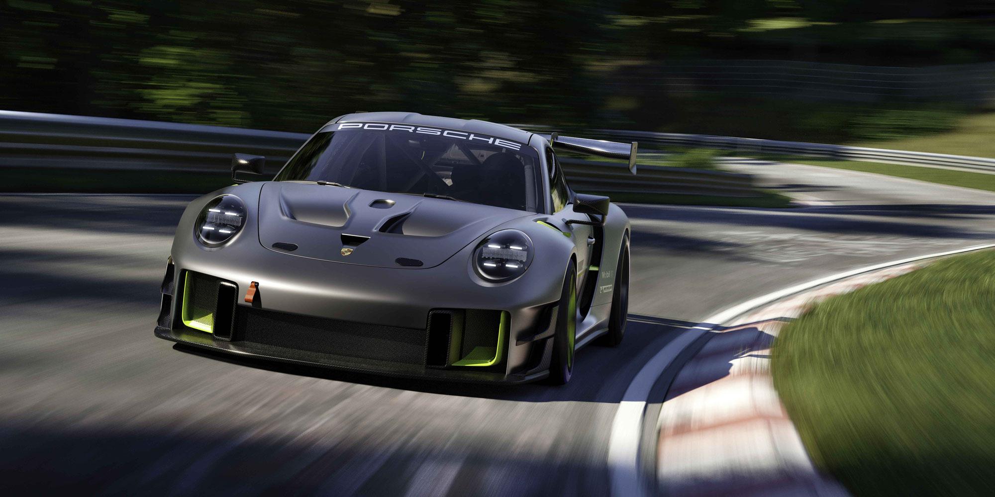911 GT2 RS Clubsport 25: Limitiertes Rennwagen-Sondermodell anlässlich Firmenjubiläum 25 Jahre Manthey