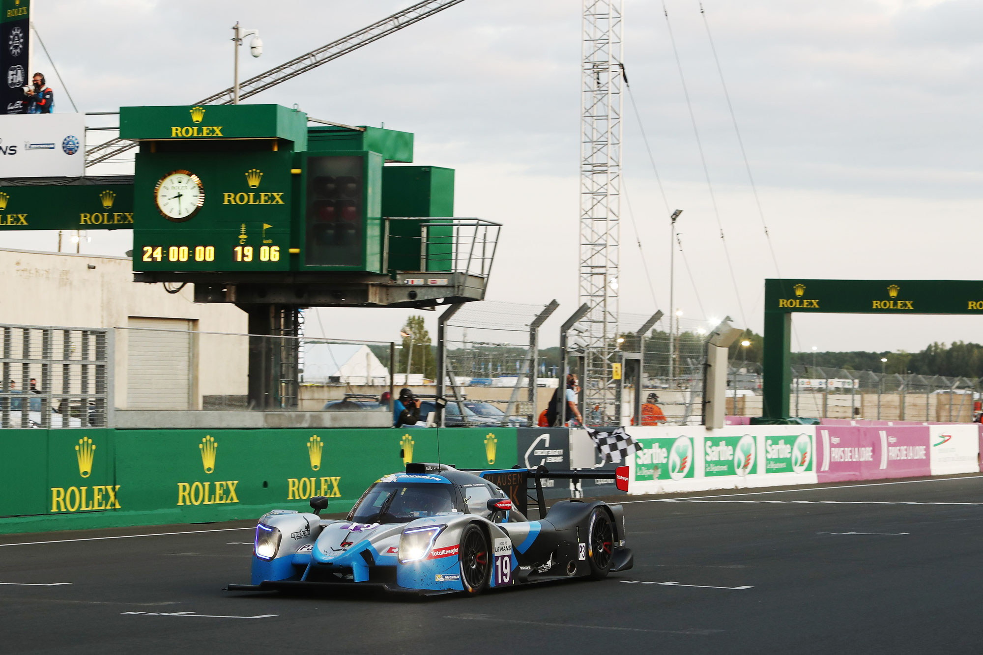 ROAD TO LE MANS: LIVESTREAM RENNEN 2