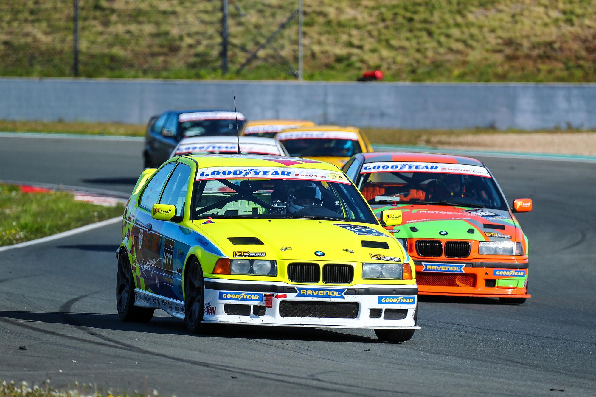DMV BMW 318ti Cup startet in Assen